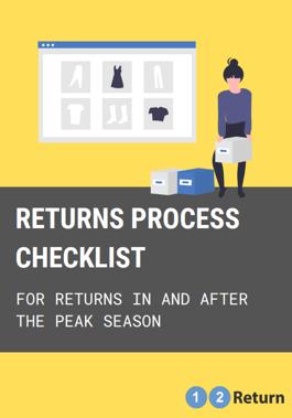 Returns Process Checklist