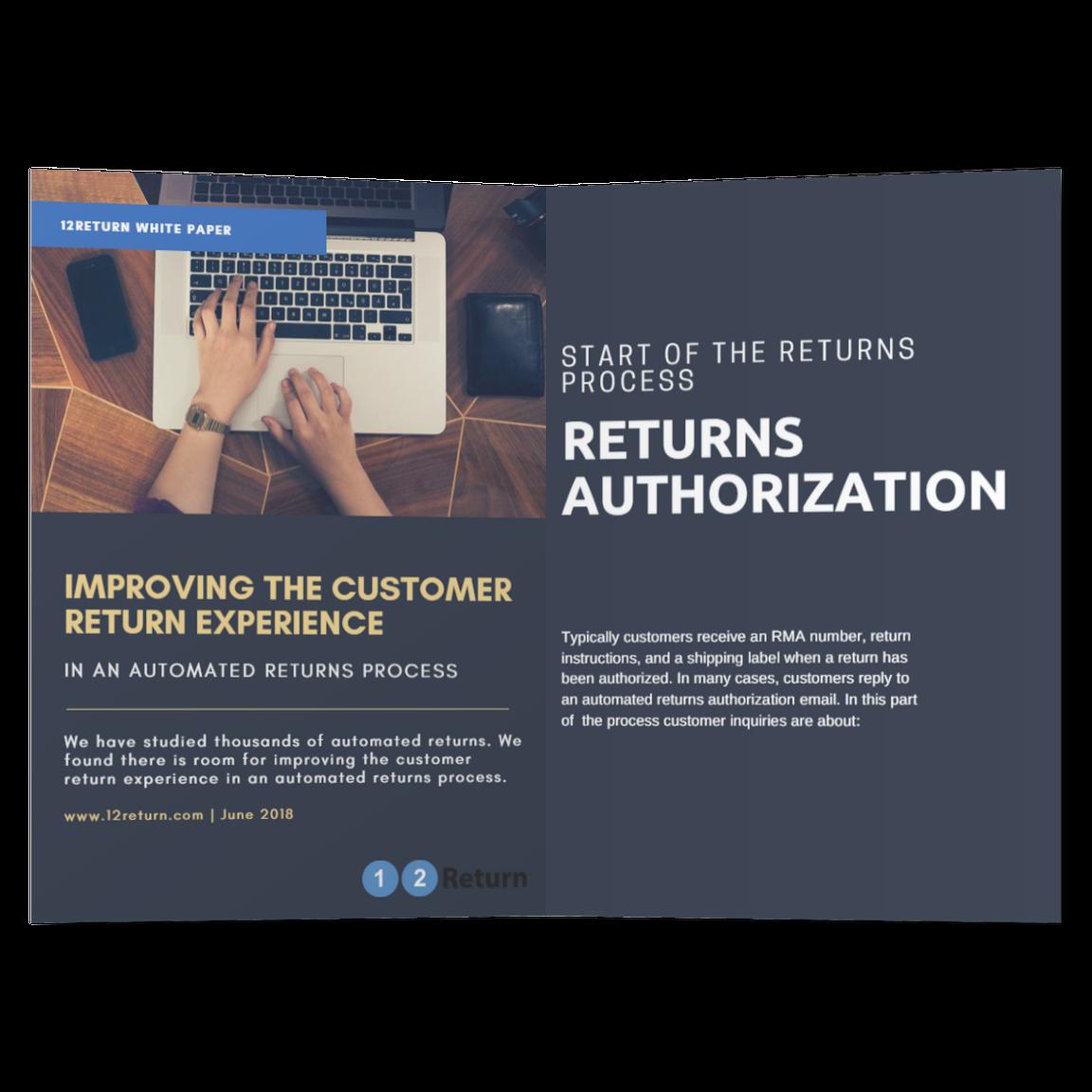 Returns management software